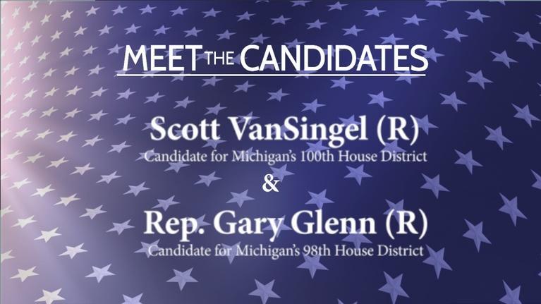 Meet the Candidates on CMU Public Television: Meet the Candidates: Scott VanSingel and Rep. Gary Glenn