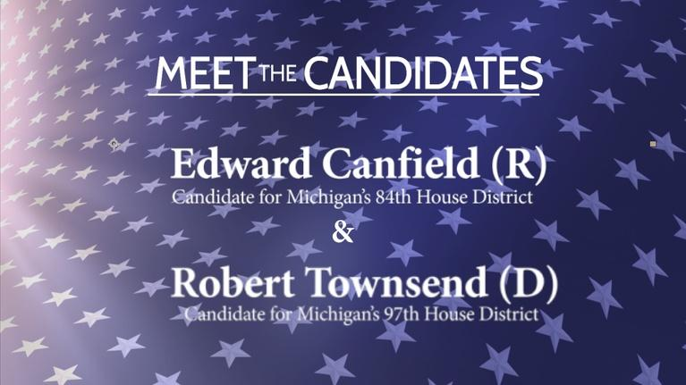 Meet the Candidates on CMU Public Television: Meet the Candidates: Edward Canfield and Robert Townsend