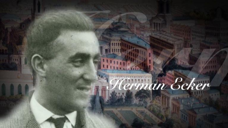 WCNY Series: CNY History Minutes - Herman Ecker