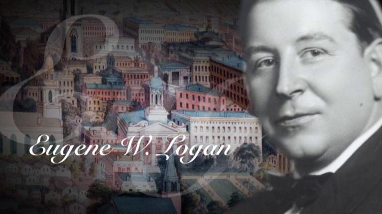WCNY Series: CNY History Minutes - Eugene Logan