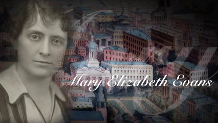 WCNY Series: CNY History Minutes - Mary Evans