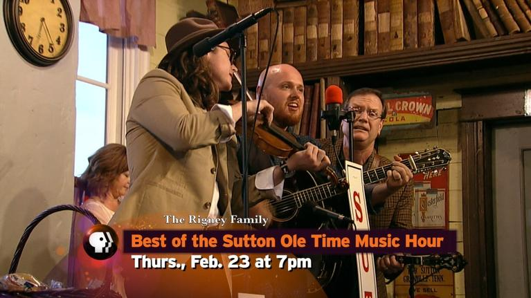Best of Sutton Ole Time Music Hour: Best of Sutton Ole Time Music Hour - The Rigney Family