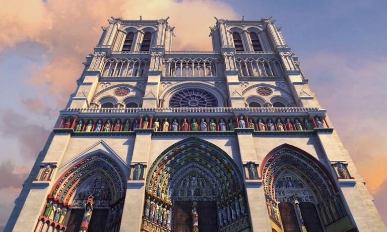 Building Notre Dame Preview