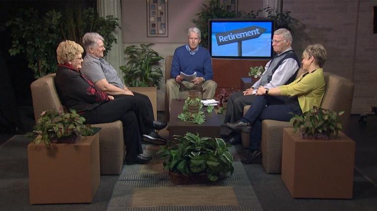 Second Act: Retirement Panel