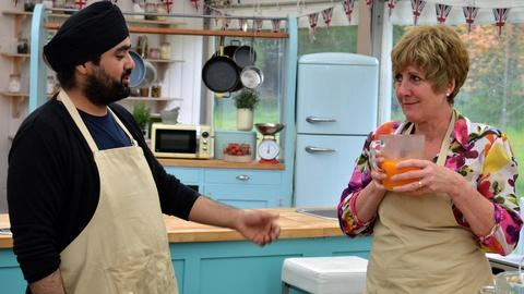 The Great British Baking Show -- Preview: Botanical