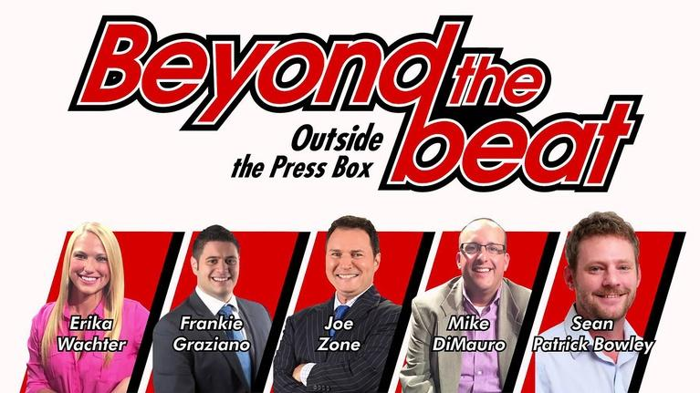 Beyond the Beat: 24-May-16