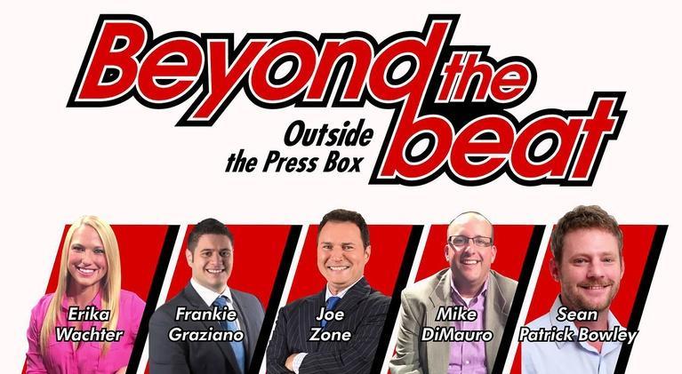 Beyond the Beat: 14-Jun-16