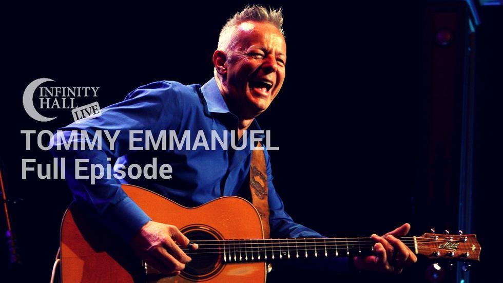 Tommy Emmanuel image