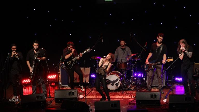 Infinity Hall Live: Sister Sparrow and the Dirty Birds