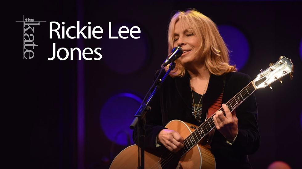 Rickie Lee Jones image