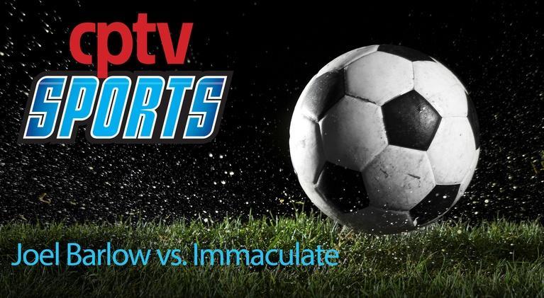 Soccer: Girls Soccer Joel Barlow v Immaculate (10/15/15)