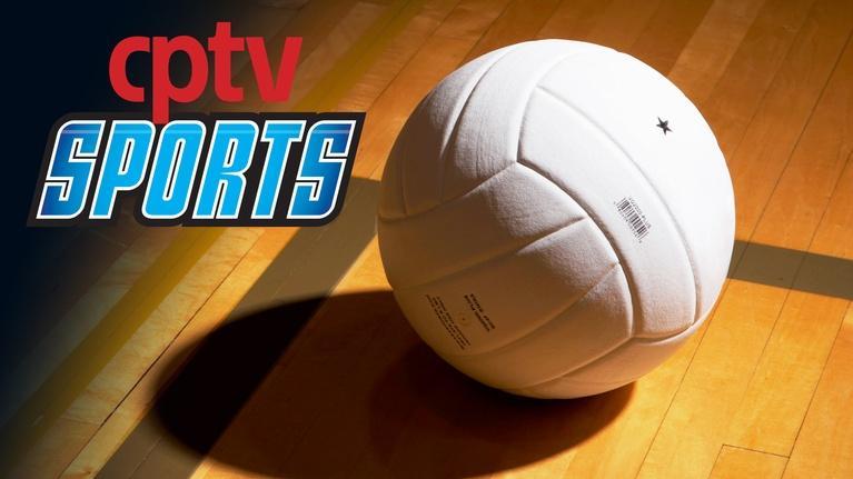 Volleyball: Boys Volleyball Glastonbury v Newington (05/16/16)