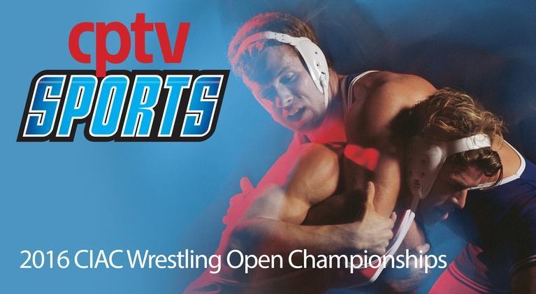 Wrestling: 2016 CIAC Wrestling Open Championships (02/27/16)