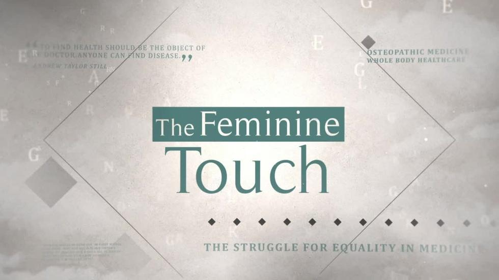 The Feminine Touch Trailer image