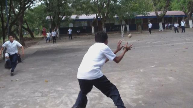 Ometepe School Visit