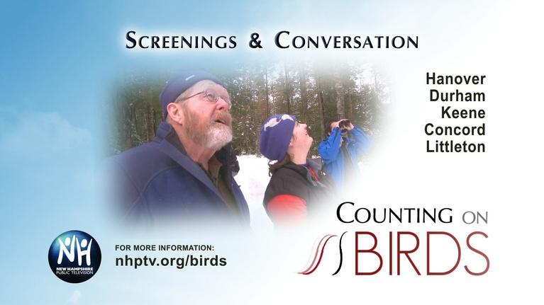 Counting On Birds: Local Screenings & Discussions