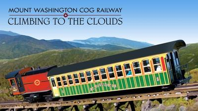 Mt. Washington Cog Railway: Climbing to the Clouds | Climbing to the Clouds (Preview)