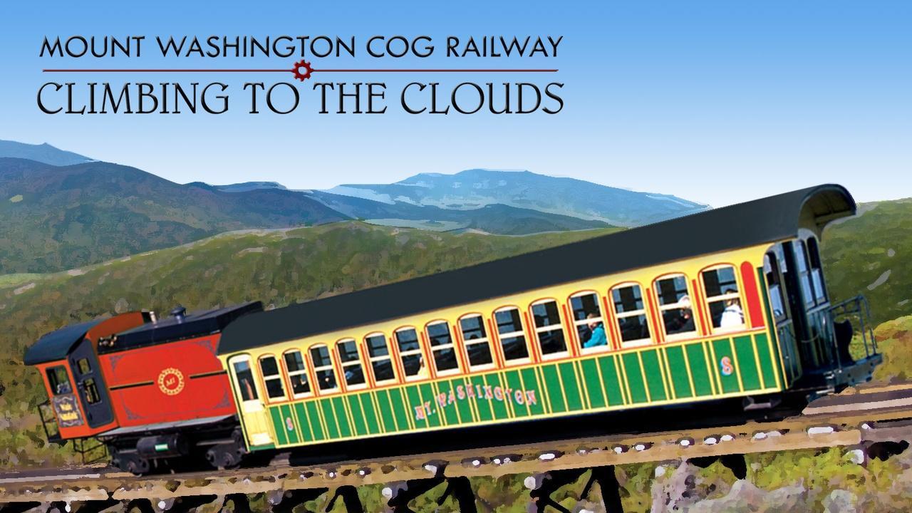 Mt. Washington Cog Railway: Climbing to the Clouds