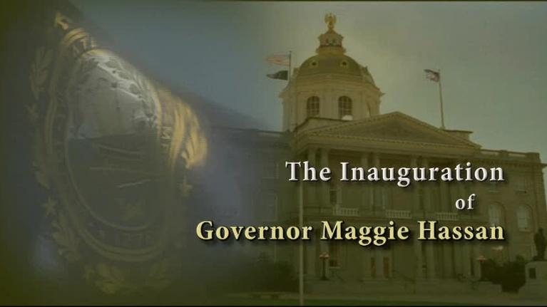 NHPTV Special Productions: Governor Maggie Hassan 2015 Inaugural Ceremony