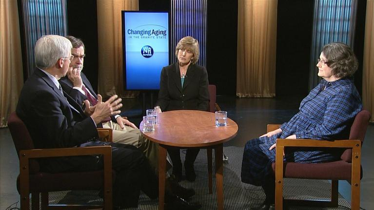 NHPTV Special Productions: Changing Aging in the Granite State | Memory Loss