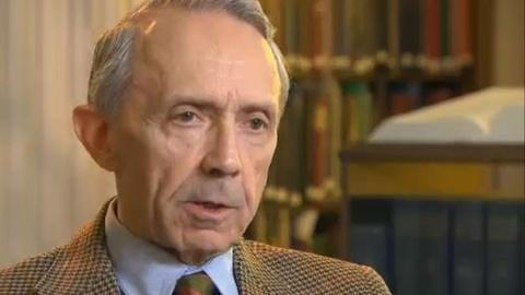 Tuck's Gift  Justice David Souter on Sneaking In