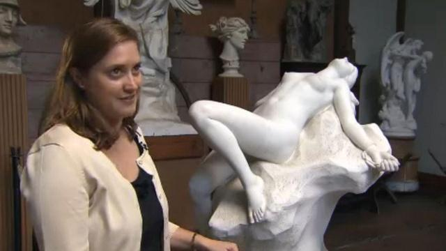 Tuck's Gift | Anne Cathcart on Daniel Chester French