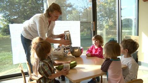 Children's Teaching Garden