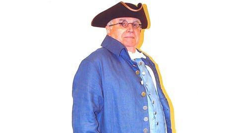 William Diamond, Minuteman Drummer of 1775