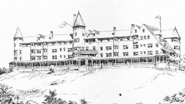 Colebrook | The Hotel That Never Was