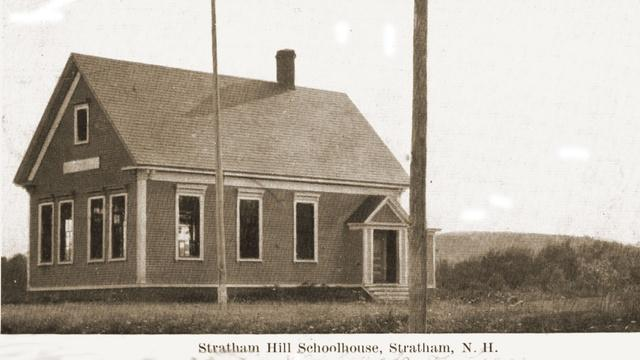 Stratham | One Room Schoolhouses