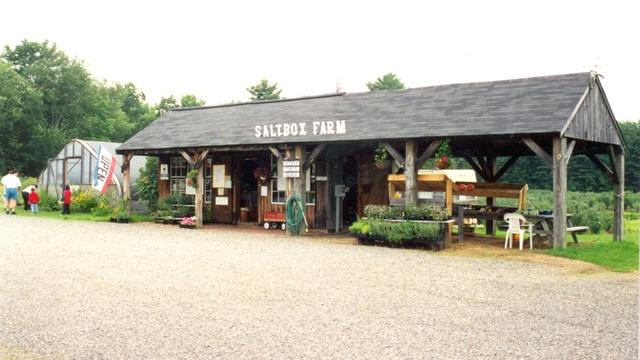 Stratham | Saltbox Farm