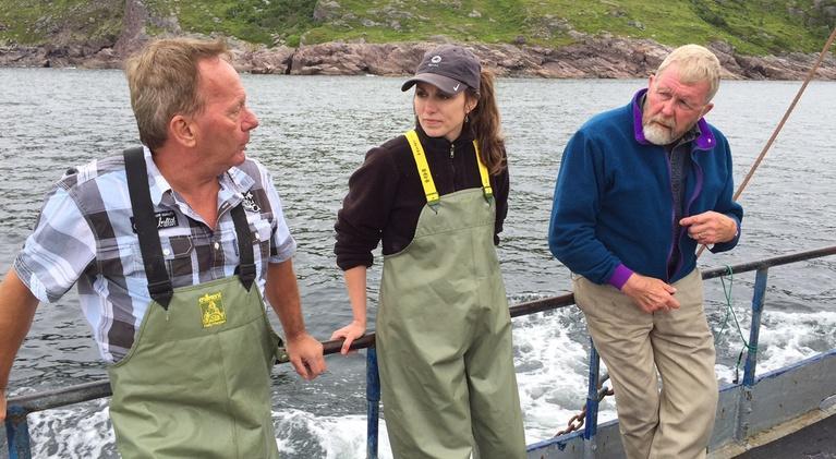 Saving New England Fisheries: Saving New England Fisheries