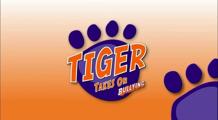 Tiger Takes On Bullying: Tiger Takes On Bullying