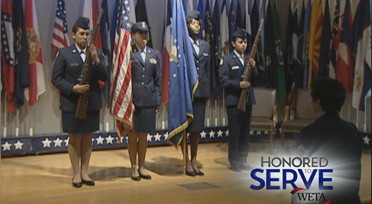 Honored to Serve: Women's Memorial