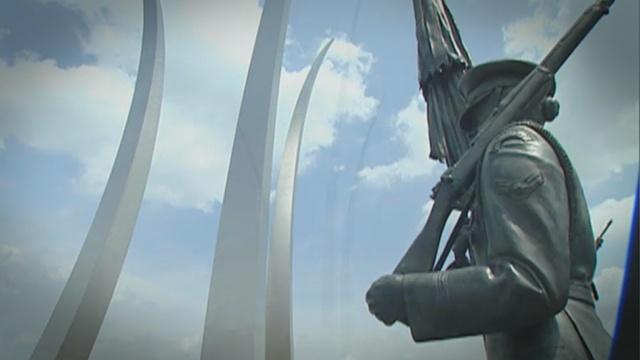 Navy & Air Force Memorials