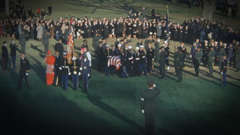 Honored to Serve: Kennedy Gravesite