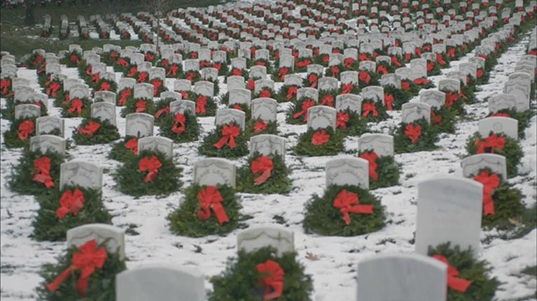Honored to Serve: Wreaths Across America