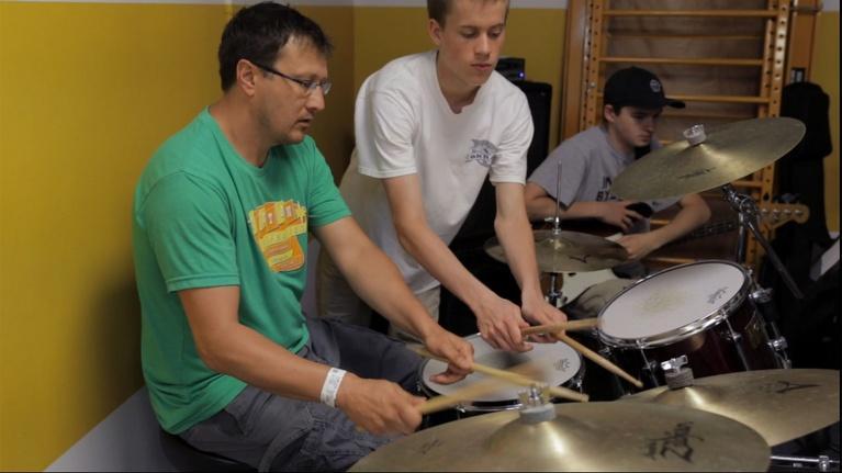 Not THAT D.C.: Rock of Ages Music: Alexandria's Rock School