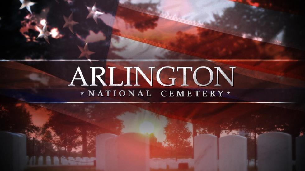 Arlington National Cemetery image