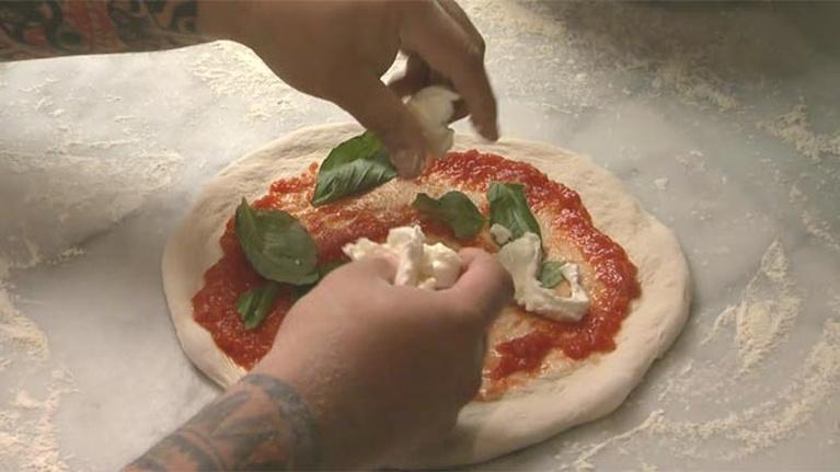Pizza in Washington: Pizzeria Orso