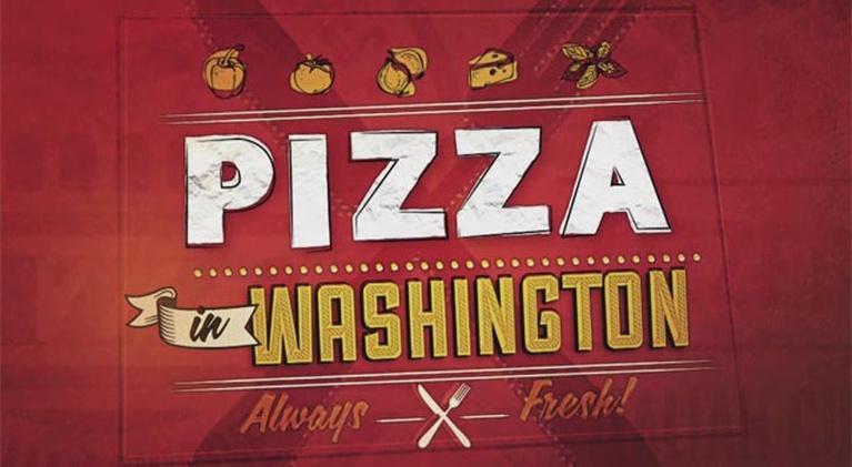 Pizza in Washington: Pizza in Washington