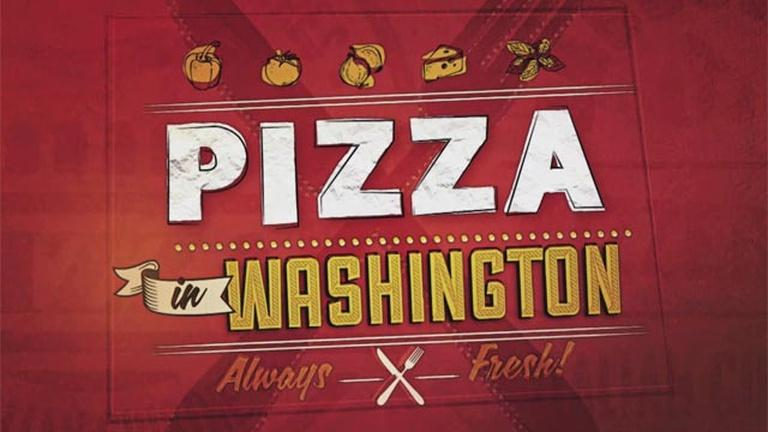 Pizza in Washington