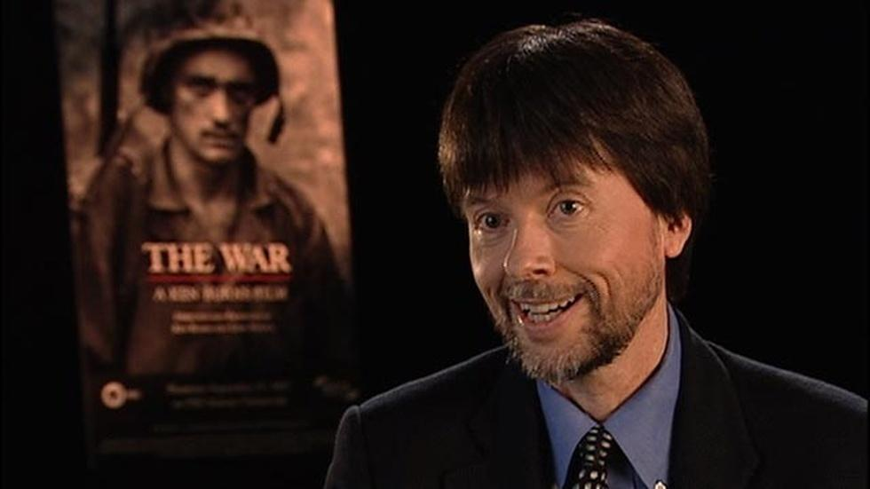 Ken Burns and WETA image