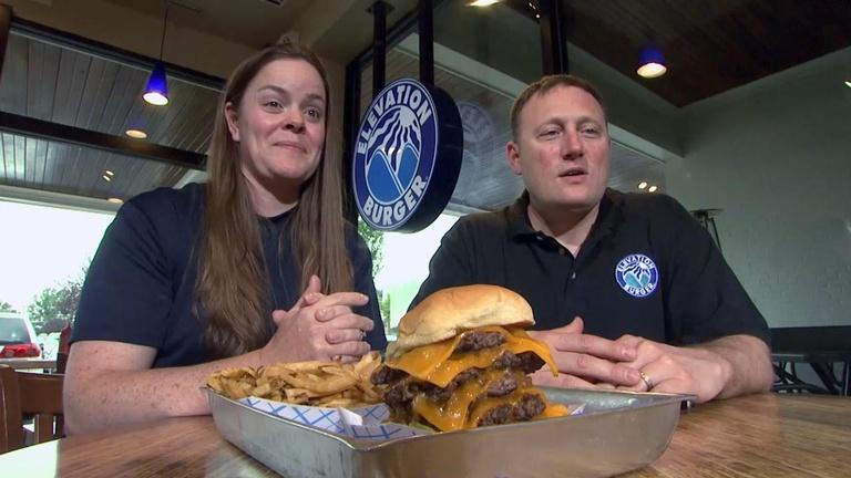 Burgers in Washington: Elevation Burger