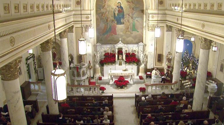 WETA Extras: Washington's Holy Rosary Church