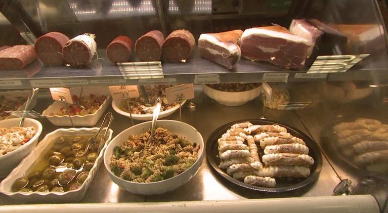 WETA Extras: A Washington Favorite: The Italian Store