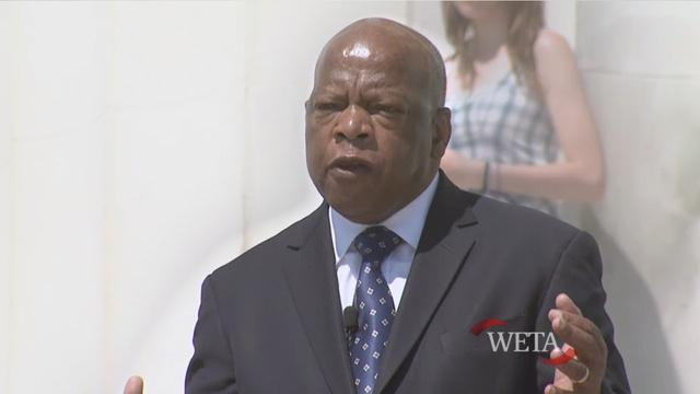 Rep. John Lewis Remembers the March on Washington
