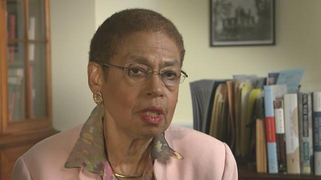 Rep. Eleanor Holmes Norton Reflects on the March