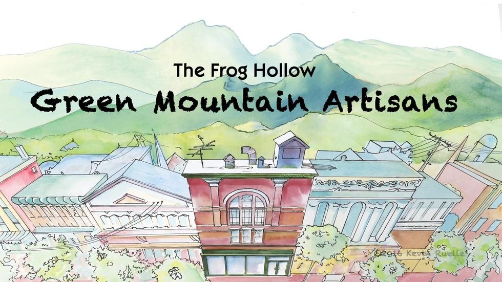 The Frog Hollow Green Mountain Artisans image
