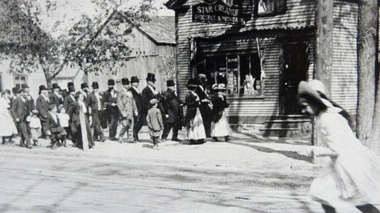 Vermont PBS Documentaries: Little Jerusalem